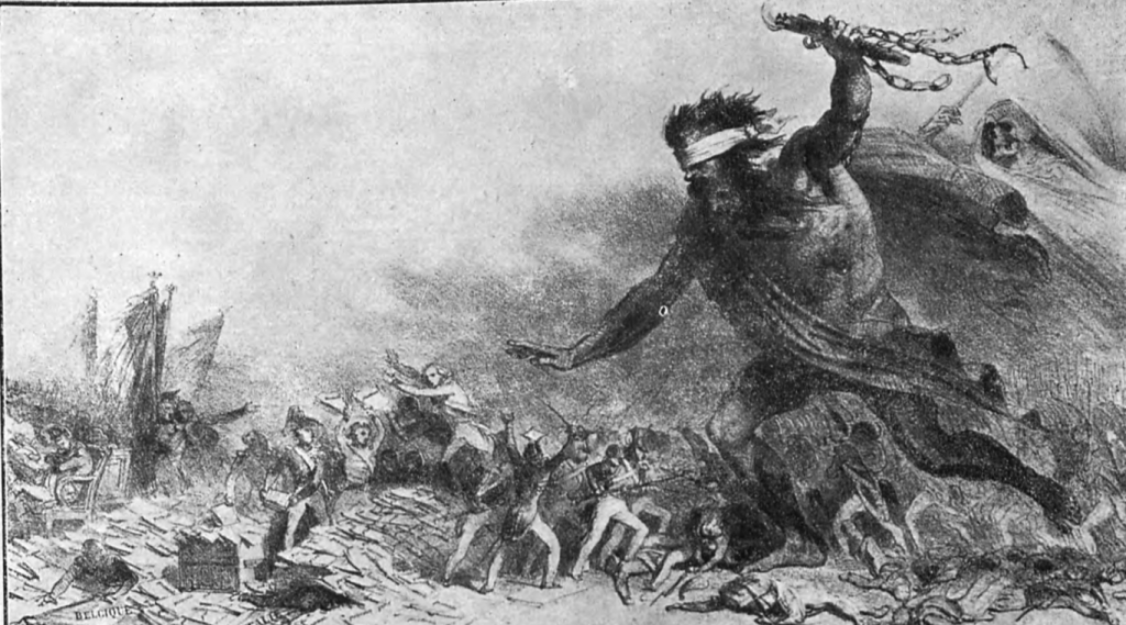 march_of_russian_barbarity_and_cholera_epidemic_to_europe_french_allegory