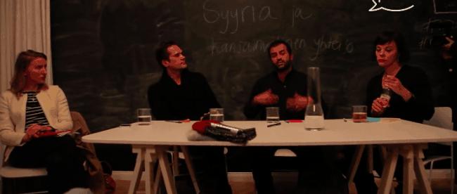 Syyrian sota ja kansainvälinen yhteisö – Politiikasta